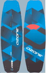 ozone code kiteboard