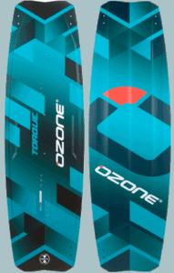 ozone torque kiteboard
