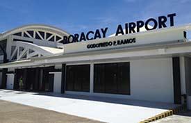 Boracay Airport - Caticlan