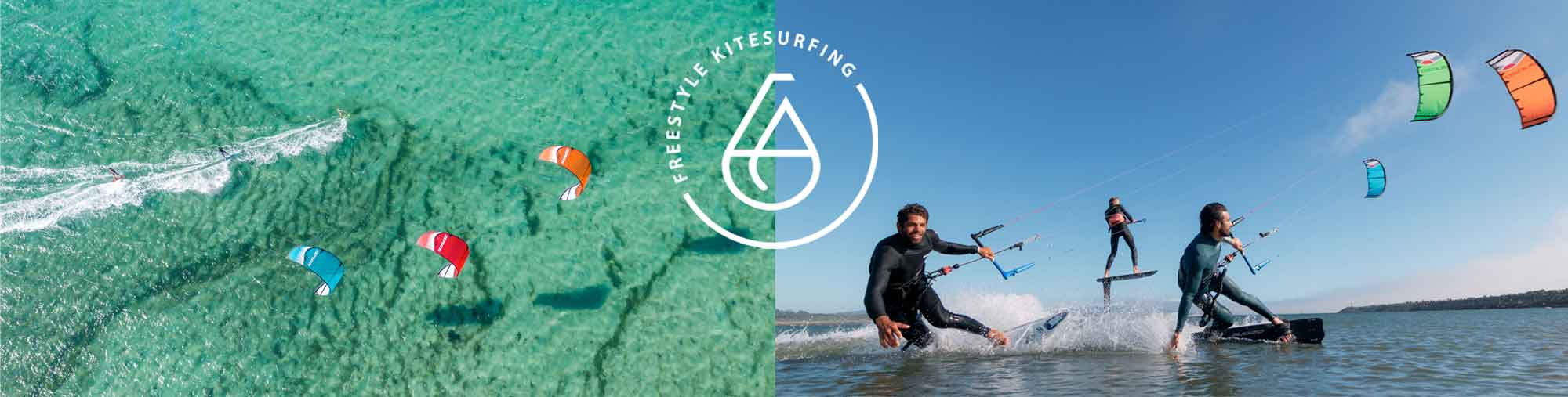 Freestyle Kitesurfing